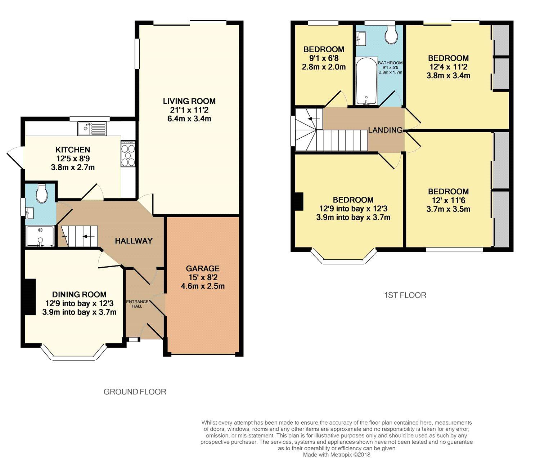 4 Bedrooms Detached house for sale in Wokingham Road, Earley, Reading, Berkshire RG6