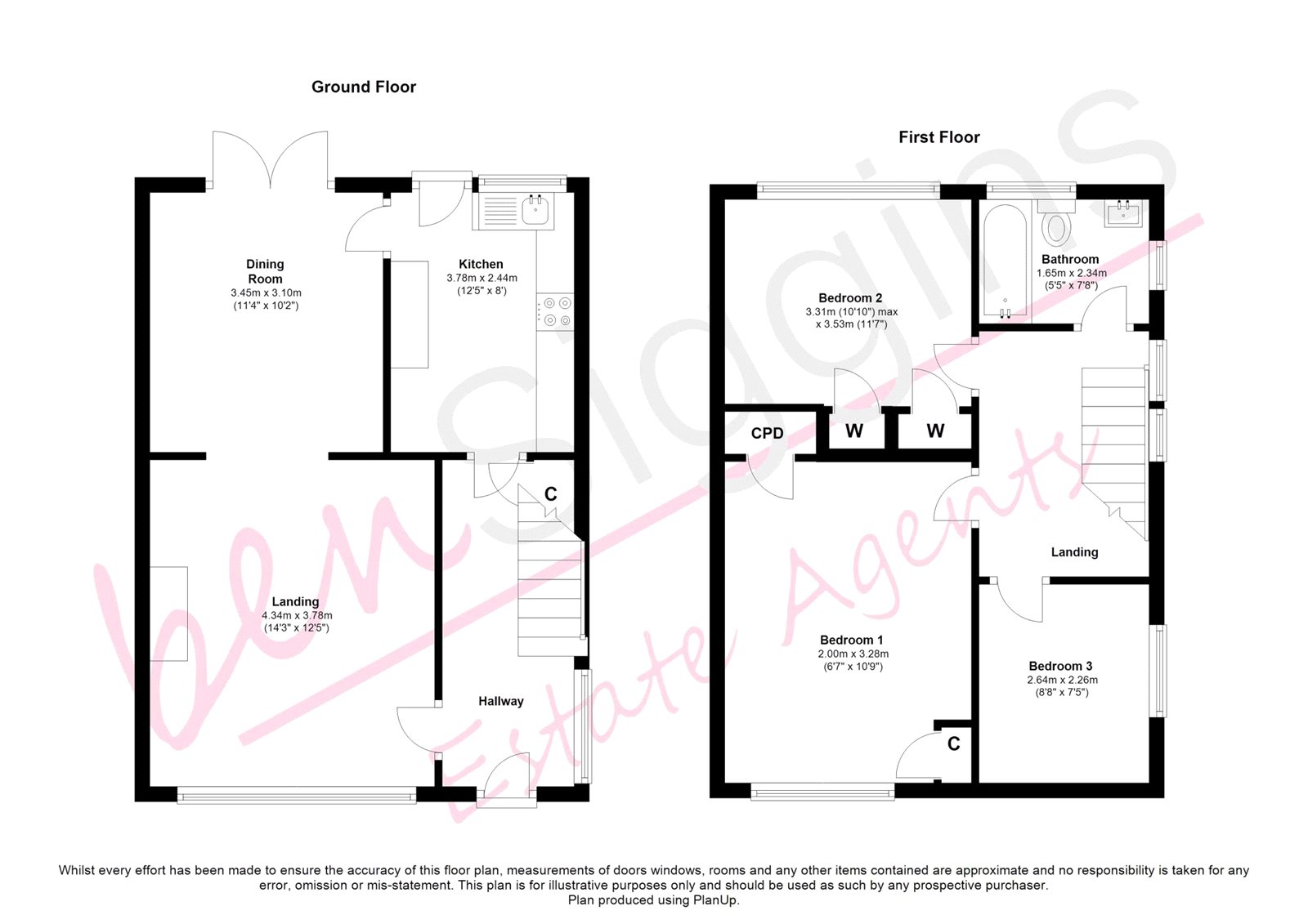 3 bed semi-detached house for sale in plumtrees  maidstone  kent me16