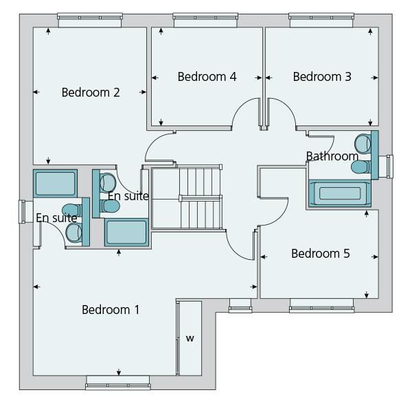 The Arundel at Weights Lane Business Park Weights Lane Redditch – Bovis Homes Floor Plans