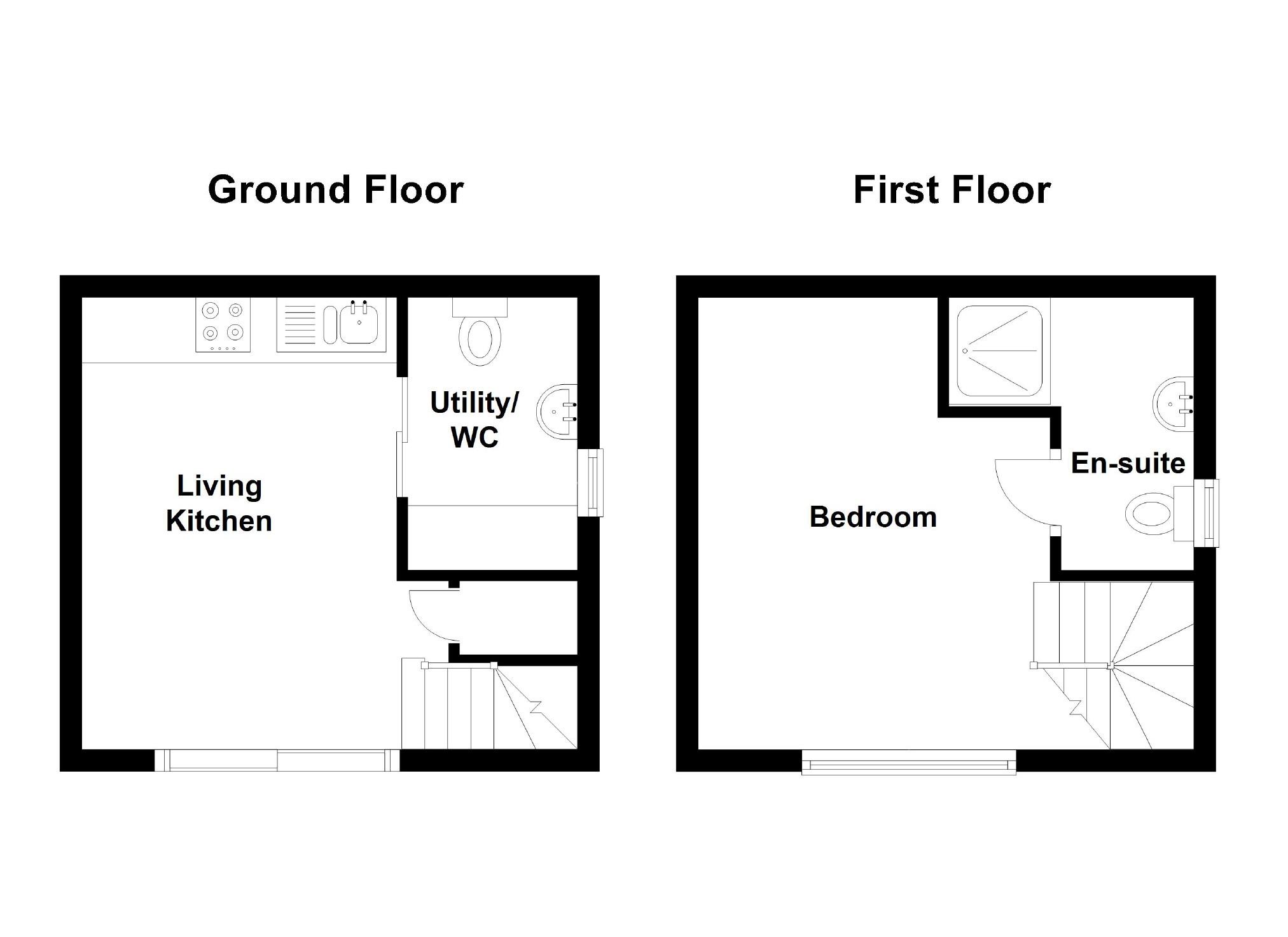 Broadgate beeston nottingham ng9 1 bedroom end terrace house for sale 45795937 primelocation for Food bar beeston