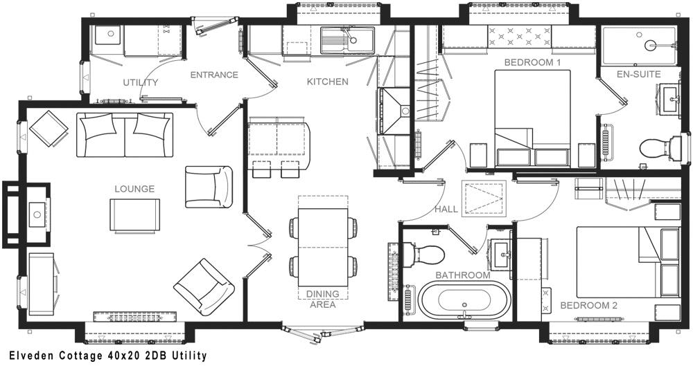 North Boarhunt Mobile Homes