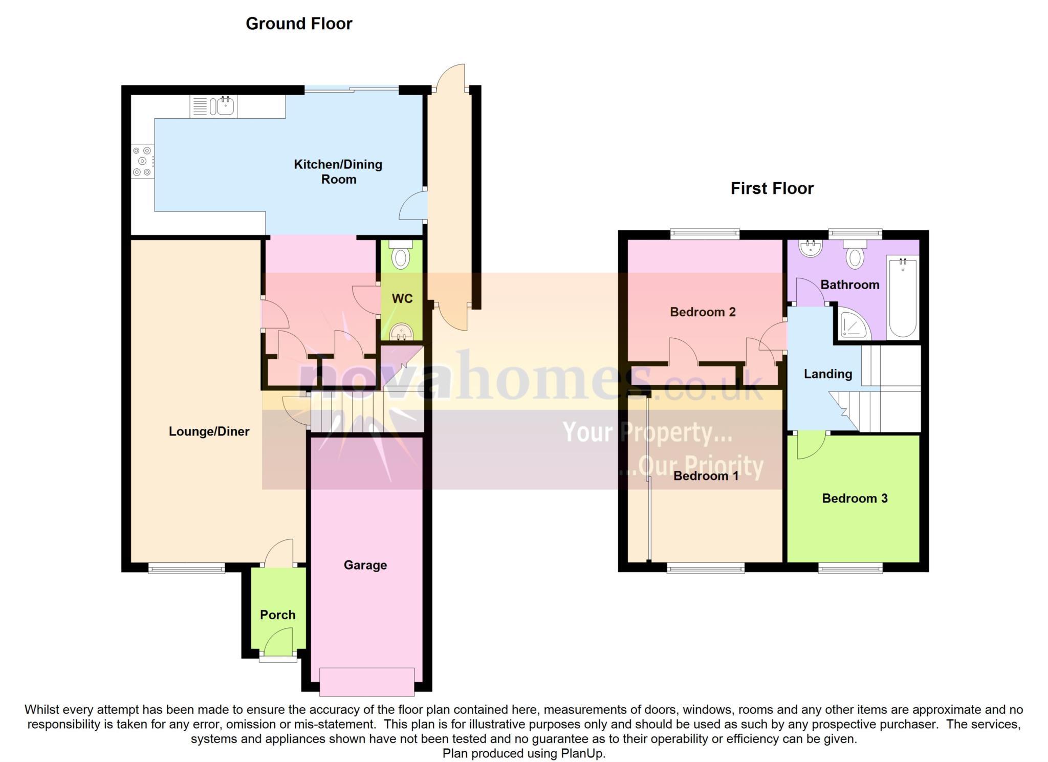 Tuxton Close Plympton Pl7 3 Bedroom Semi Detached House