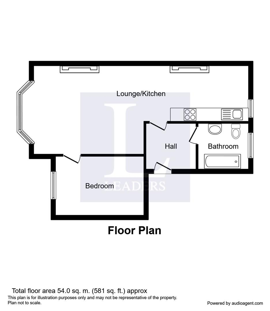 1 Bedrooms Flat for sale in London Road, St.Albans AL1