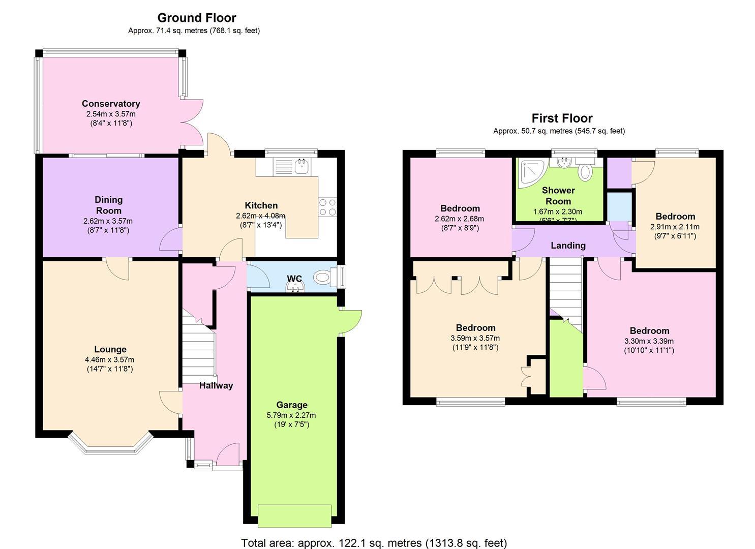 10 Coventry Floor Plan