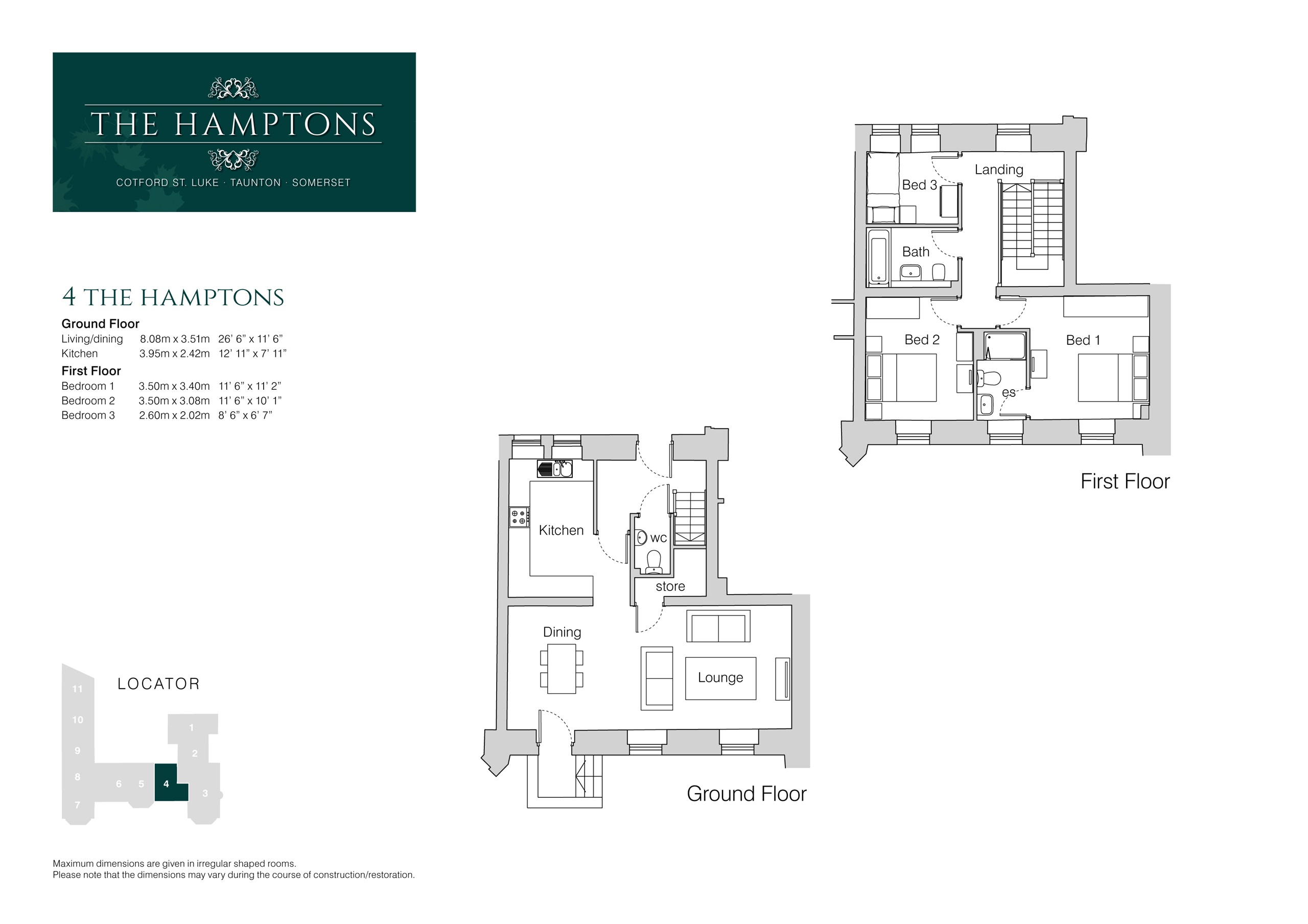 Property For Sale Taunton Deane