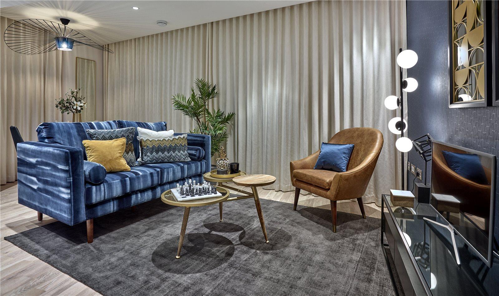 Onyx Apartments,Lounge