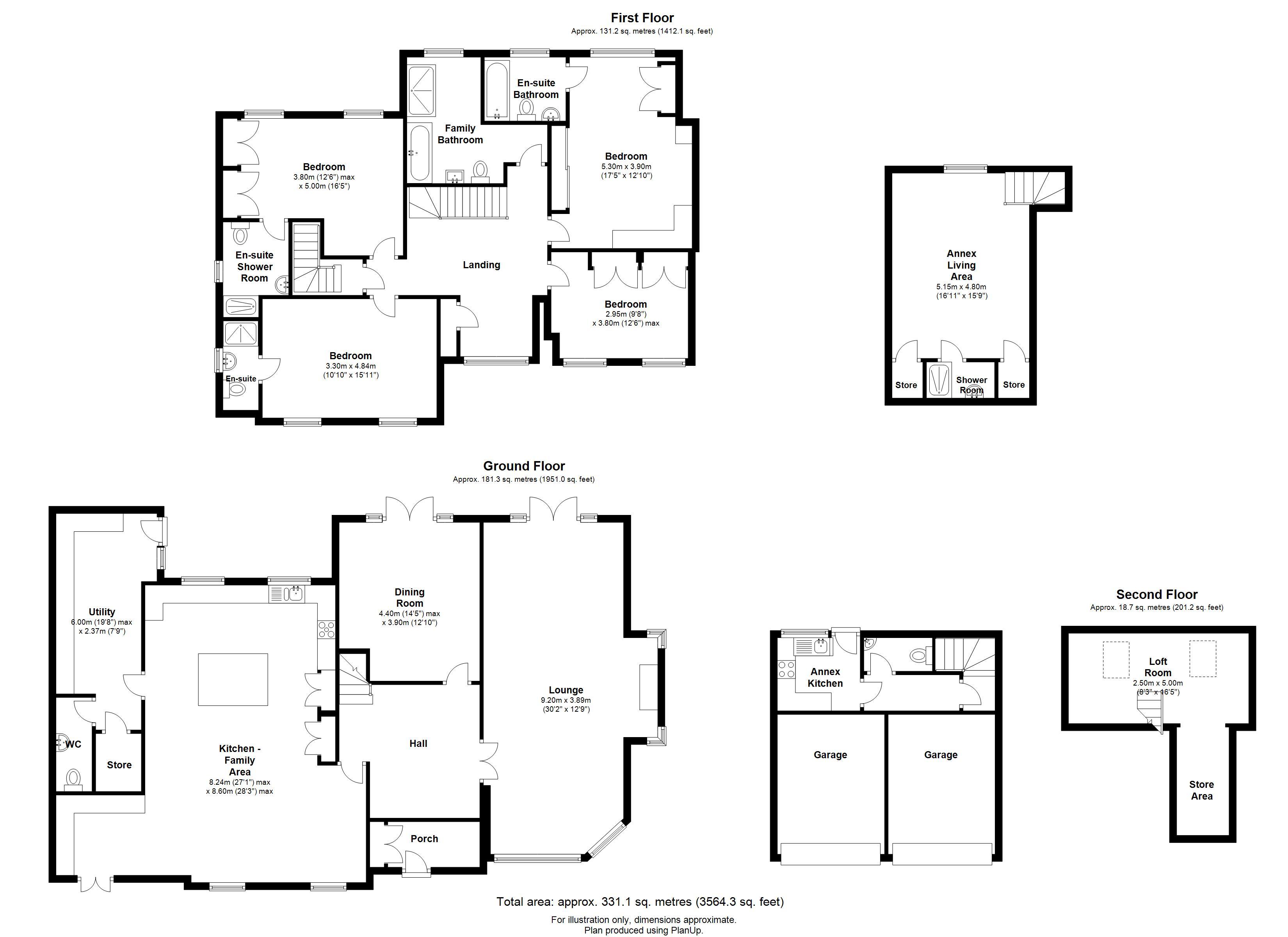 5 bedroom detached house for sale in school road  hockley heath  solihull b94