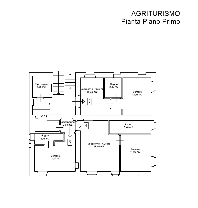 images of floor plans tolentino tolentino macerata marche italy 11 bedroom 18768