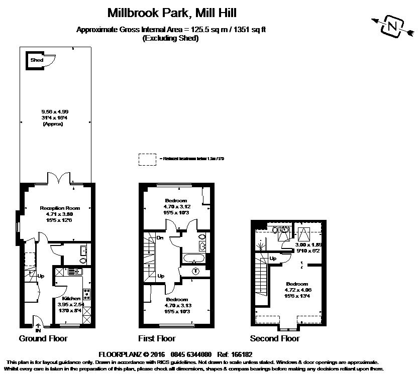 3 Bedrooms End terrace house to rent in Mill Hill Industrial Estate, Flower Lane, London NW7