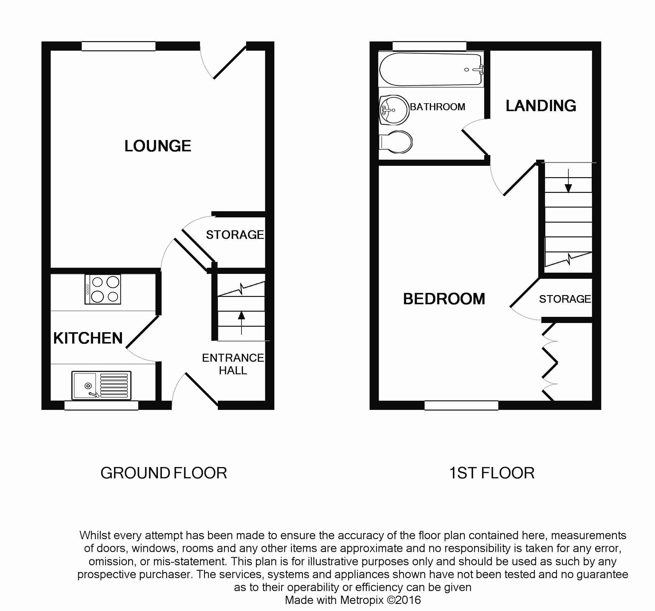 Lakeland crescent bury bl9 1 bedroom mews house for sale for 15 bruyeres mews floor plans