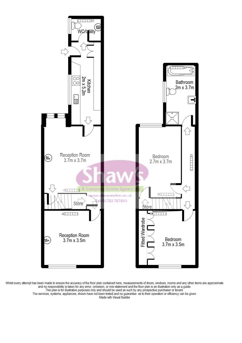 Thomas shaw estate agents