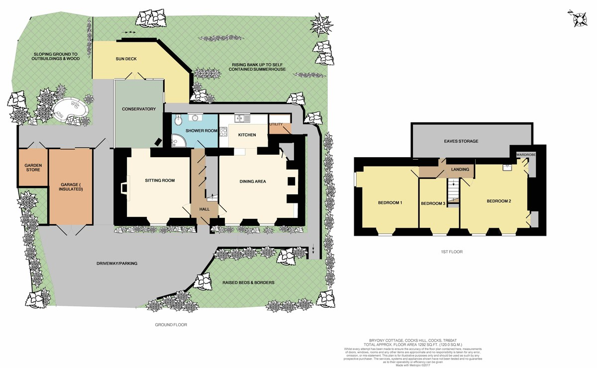 Cox hill cocks perranporth tr6 3 bedroom property for for Cox plans