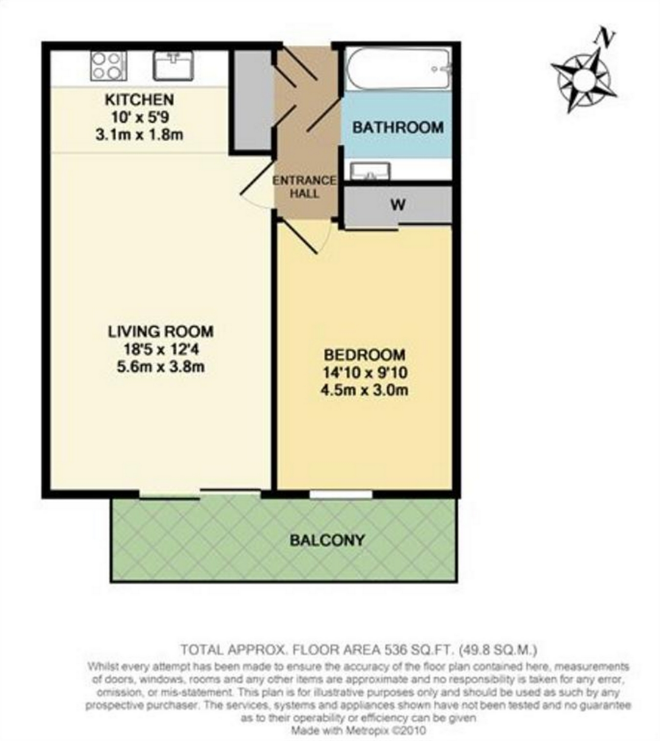 Emerson Apartments, New River Village, Hornsey N8, 1