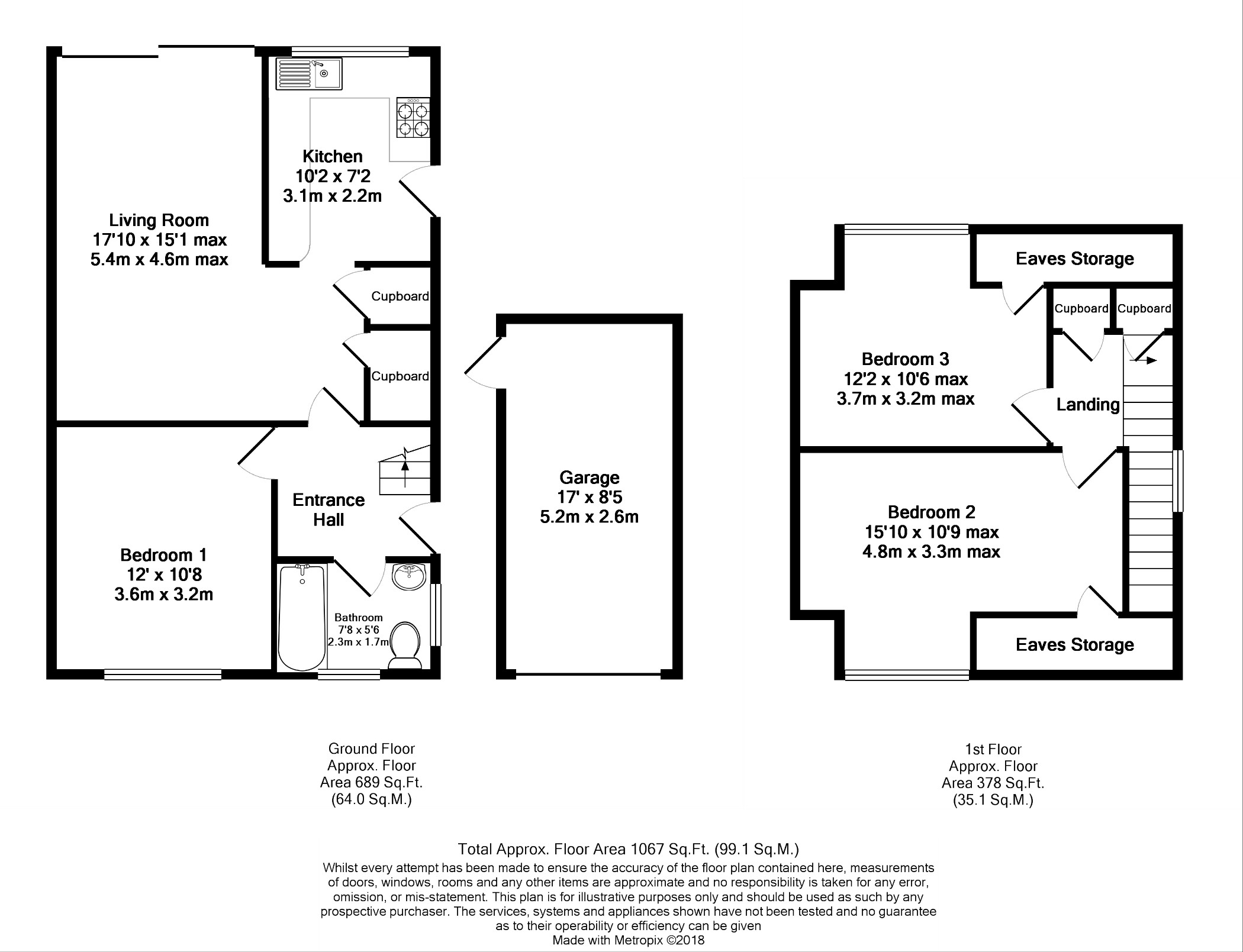 Elm Lane Capel St Mary Ipswich Ip9 3 Bedroom Semi