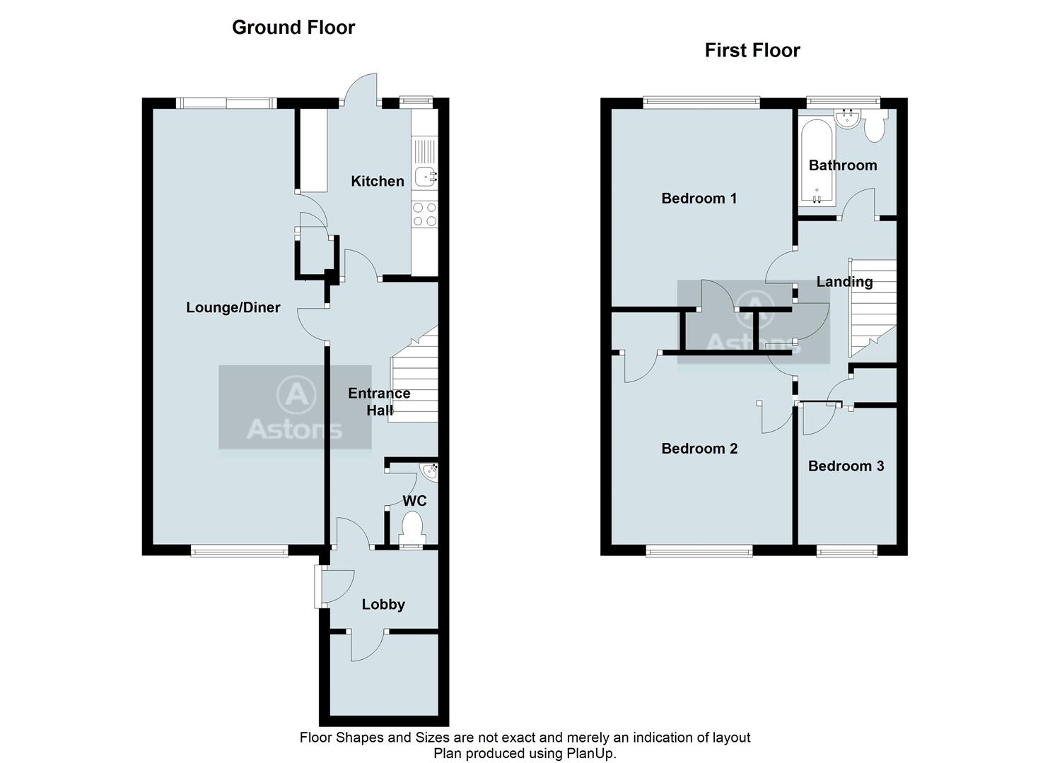 3 bed property for sale in keswick close ifield crawley rh11