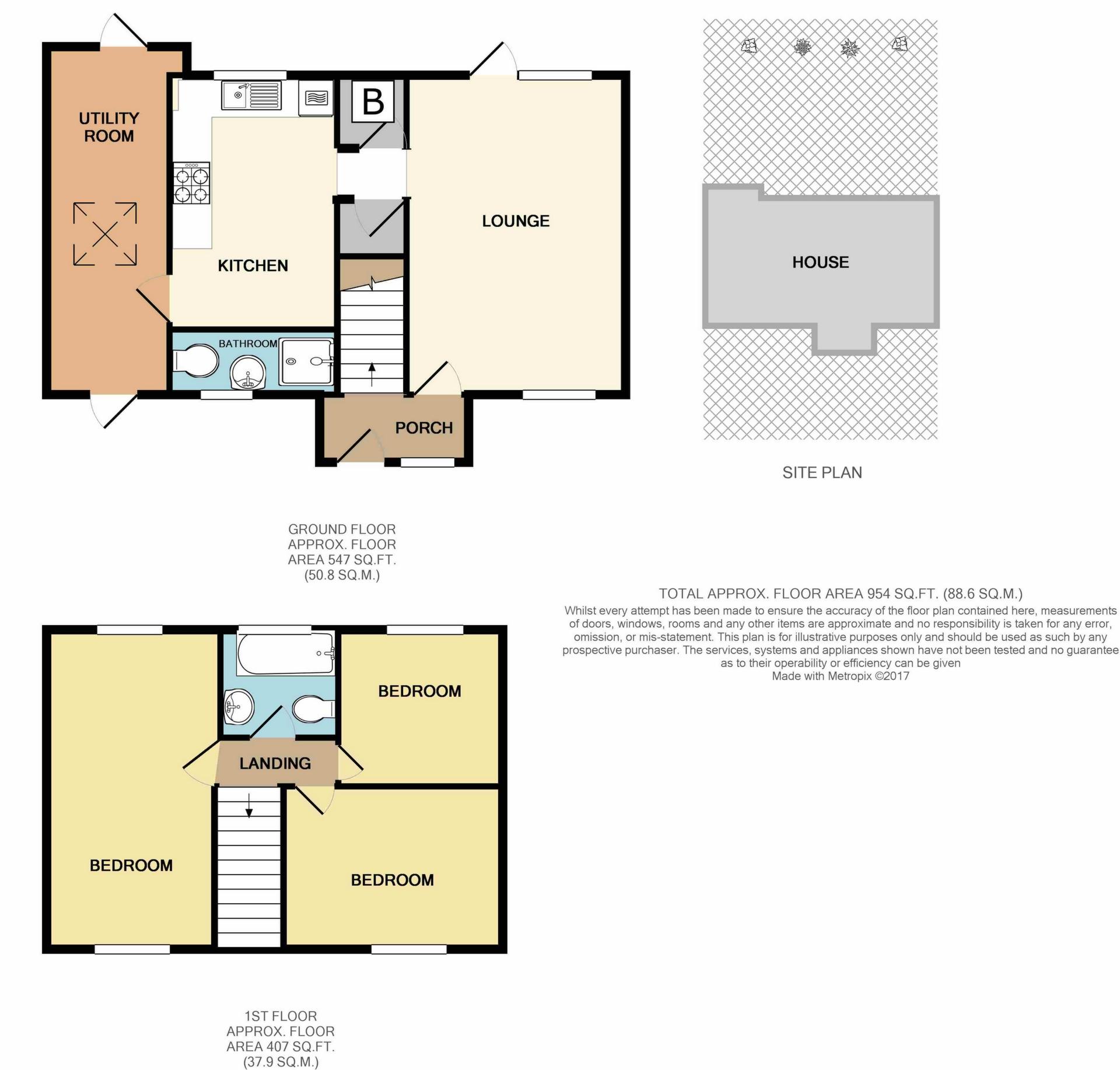 Ladysmith Road London E16 3 Bedroom Terraced House For