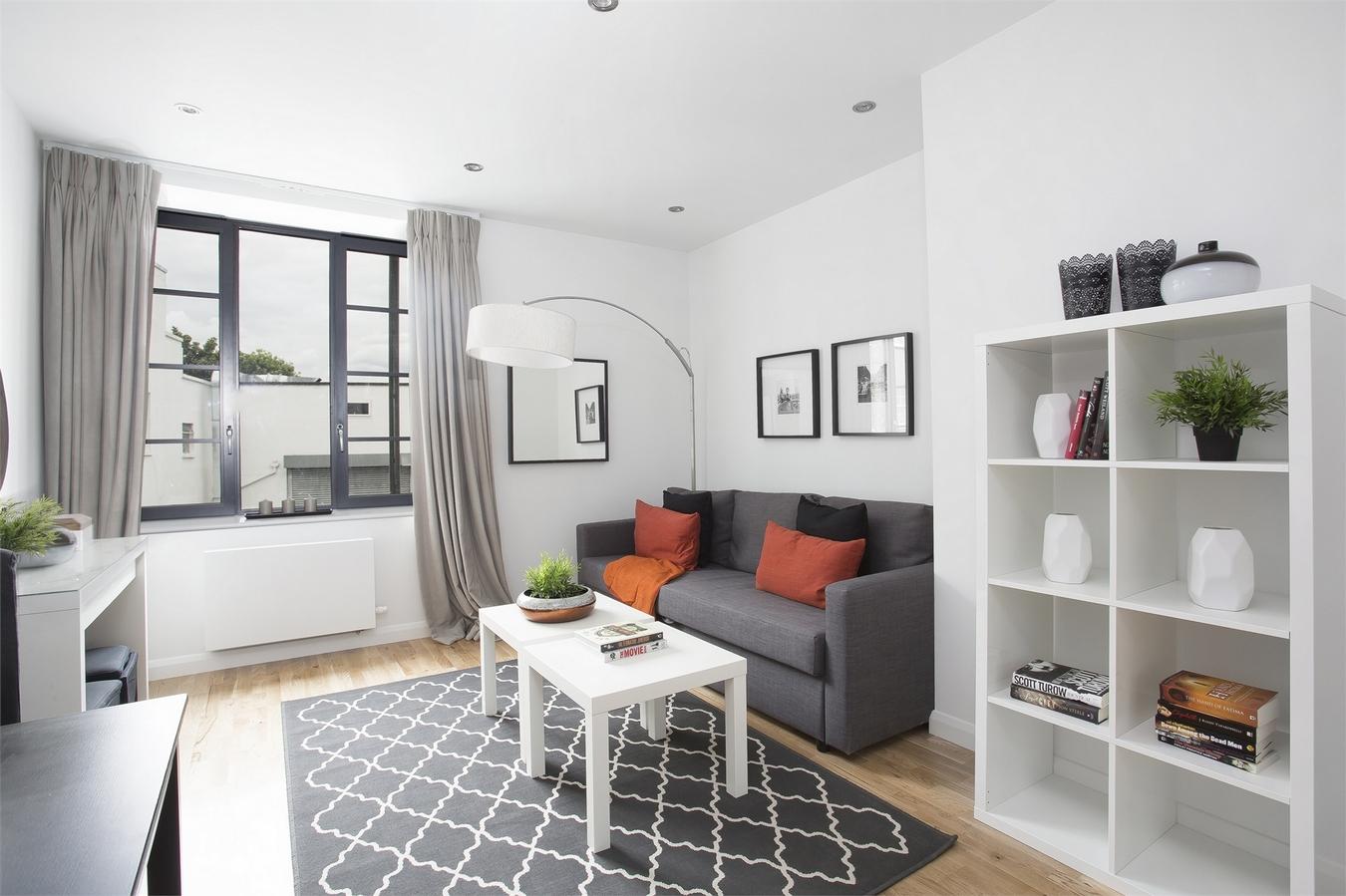 1 Bedroom Flat To Rent In Tech West Lofts 4 Warple Way Acton Acton W3 London