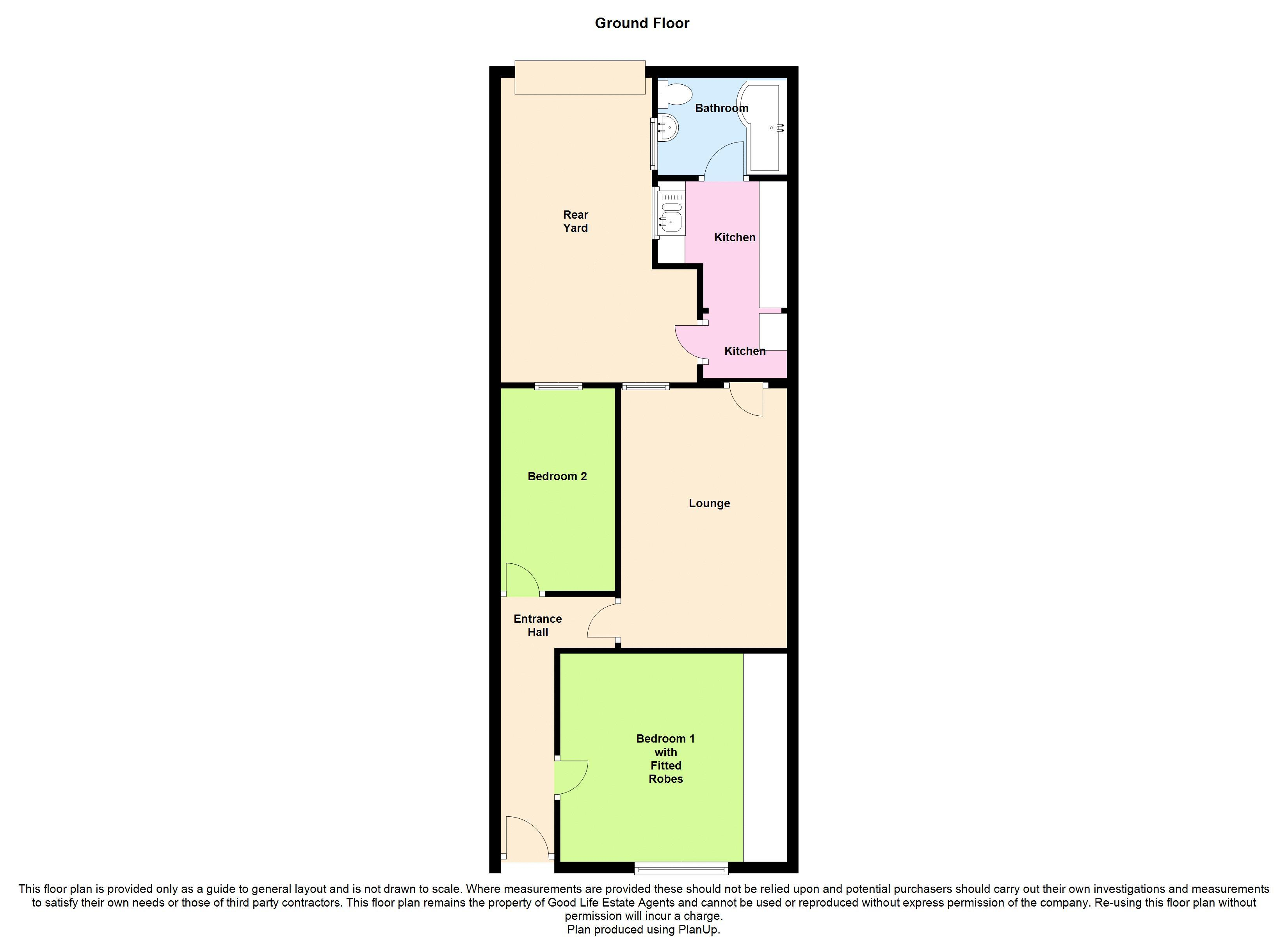 2 Bedroom Terraced House For Sale 45884217 Primelocation