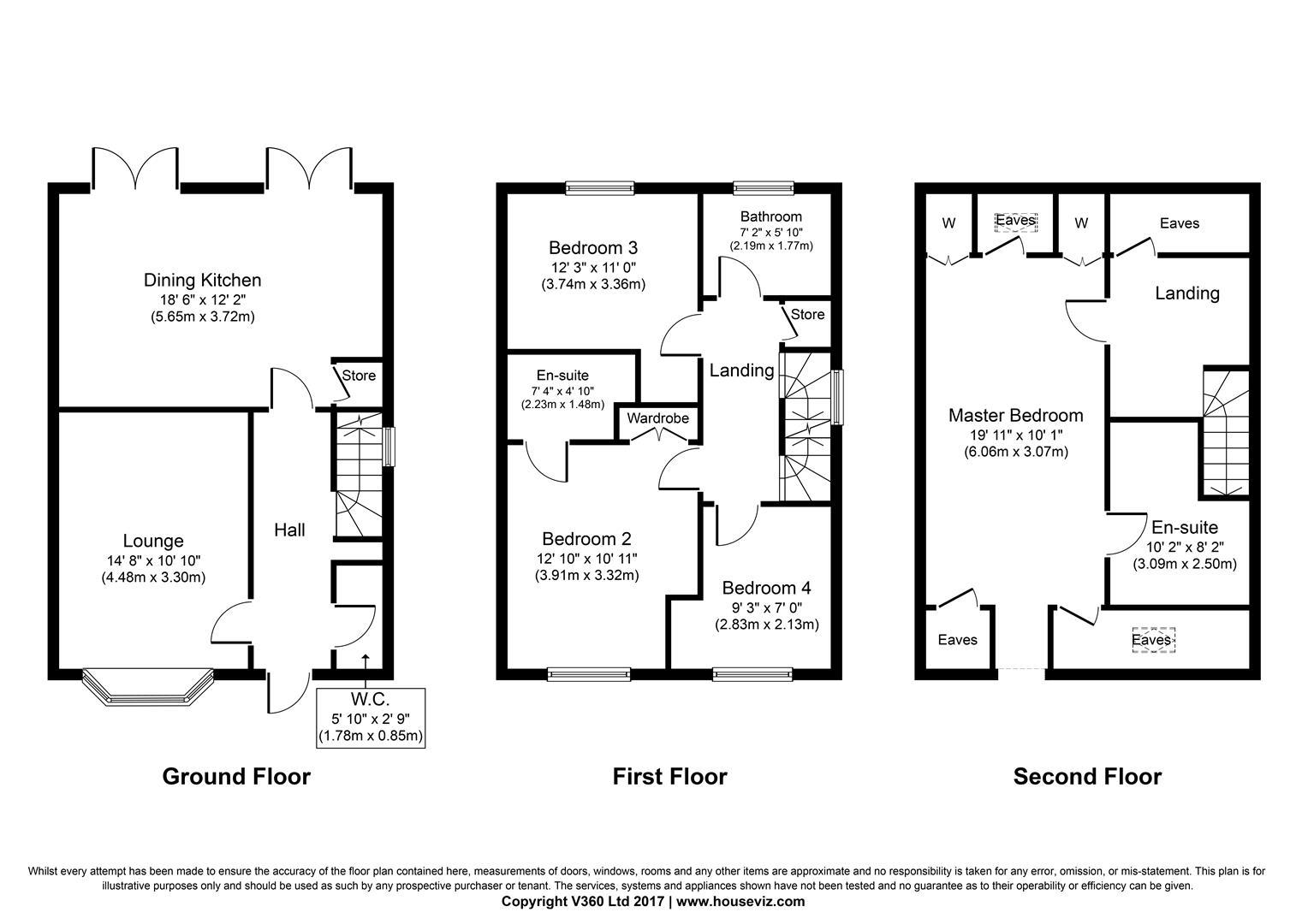 Property For Sale Bishops Way Castleford