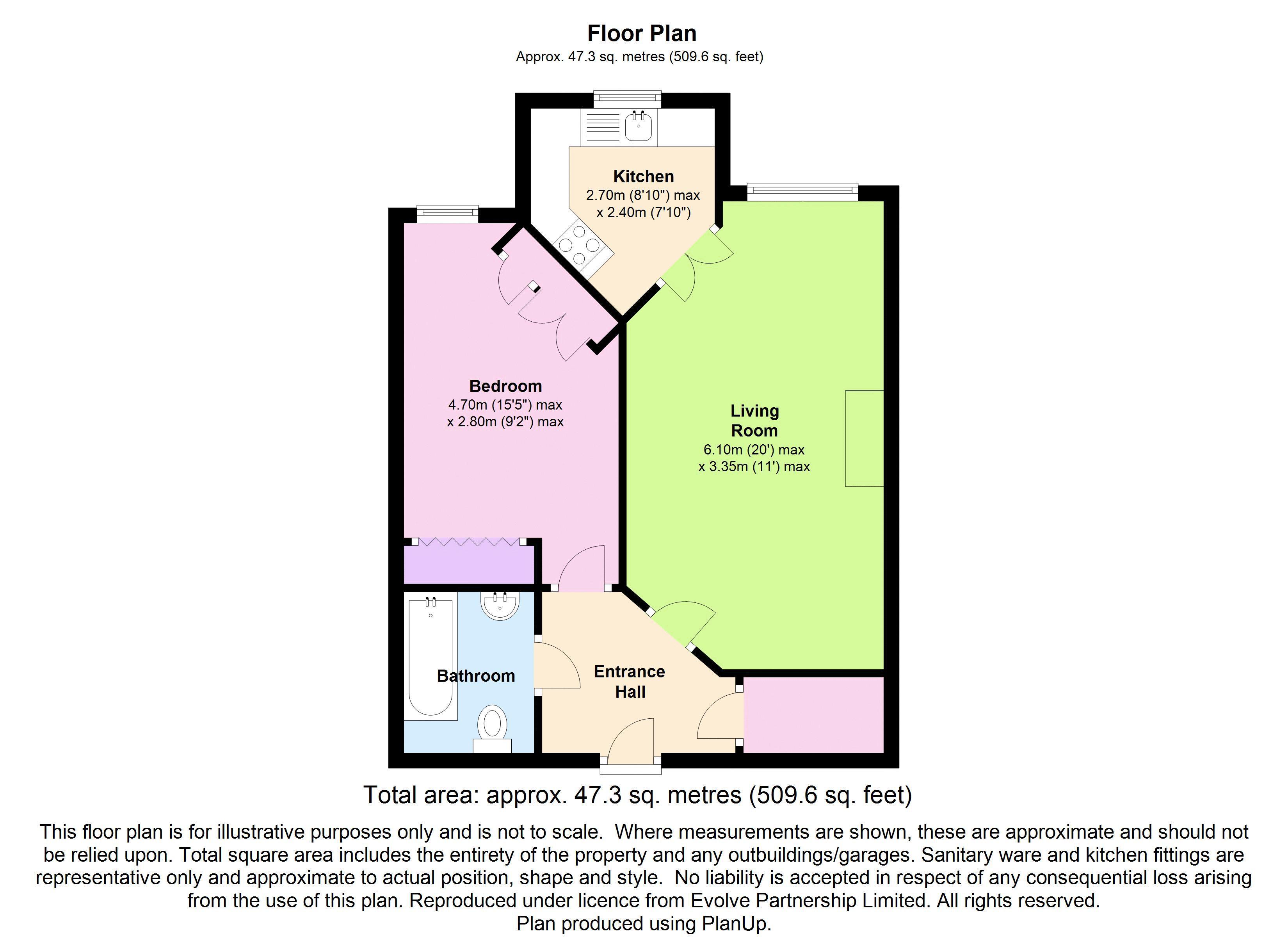 The Adelphi Harrogate Hg2 1 Bedroom Flat For Sale