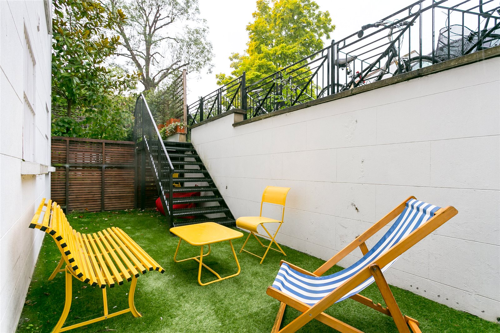 Bed Flat For Sale Clapham North