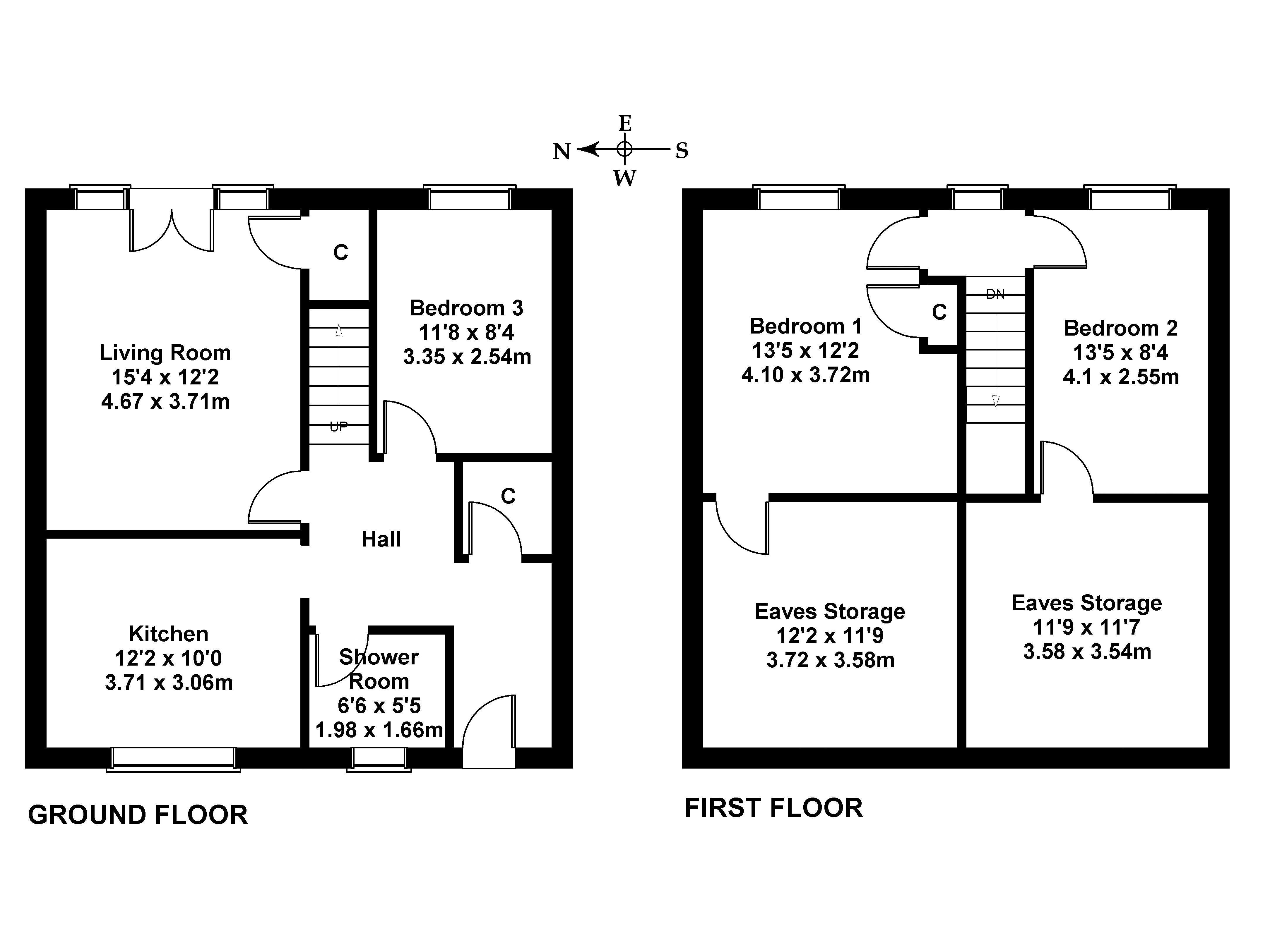 100 Floor Plans For Duplexes 3 Bedroom 100 2