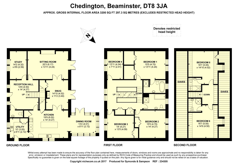 Chedington Beaminster Dorset Dt8 6 Bedroom Detached