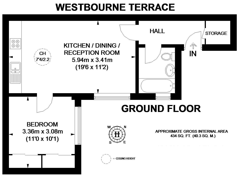 Westbourne terrace hyde park london w2 1 bedroom flat for 3 westbourne terrace lancaster gate hyde park