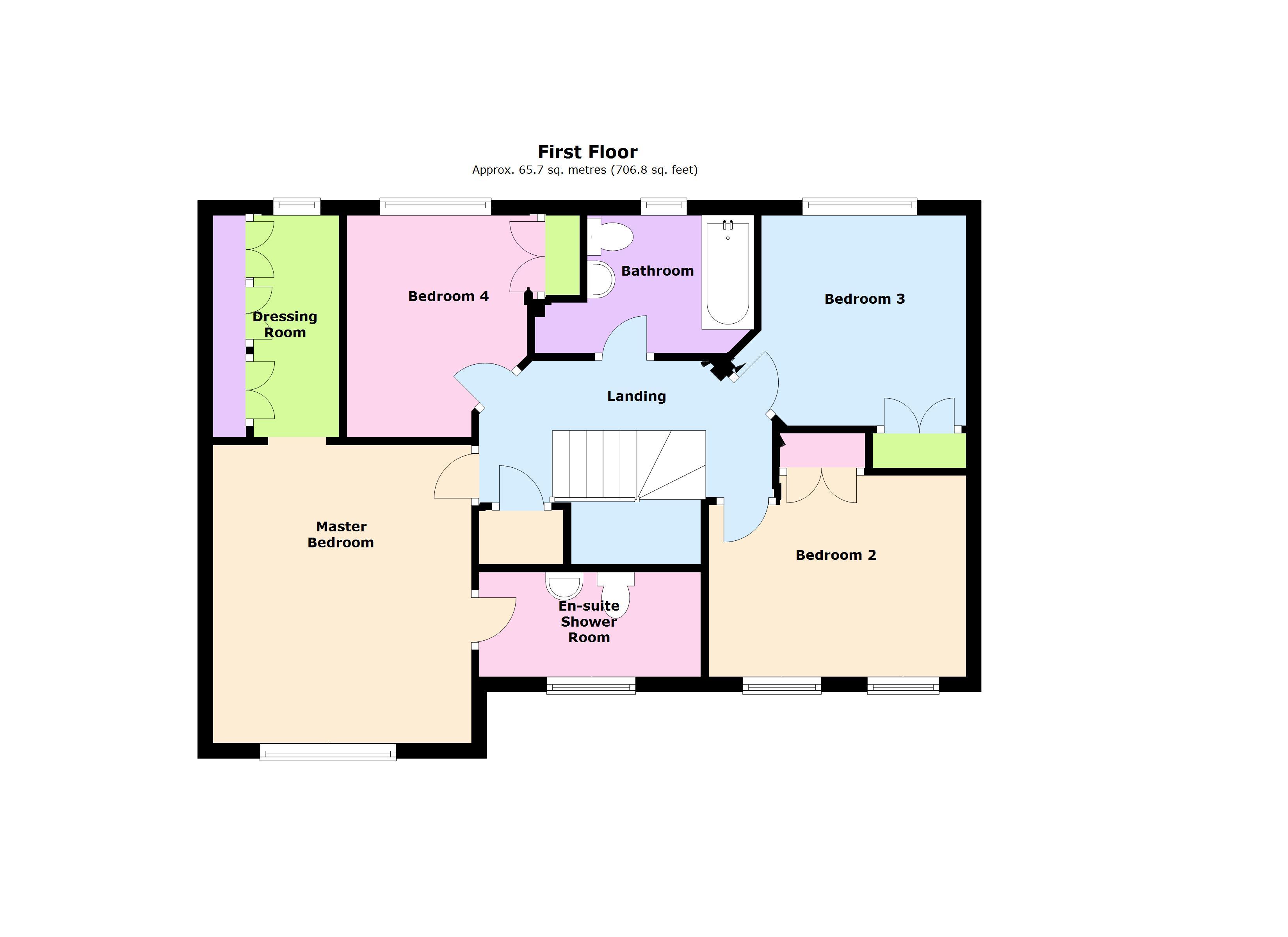 Bed House Irthlingborough