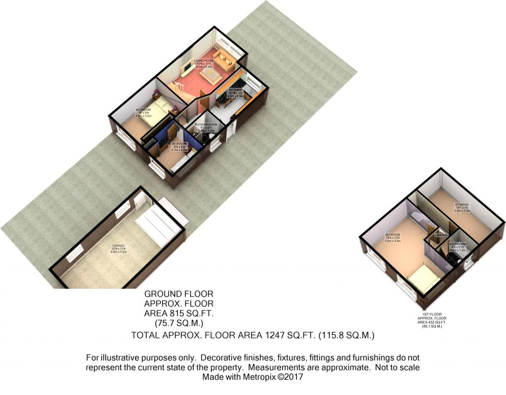 Sandhill Drive Harrogate Hg1 3 Bedroom Semi Detached