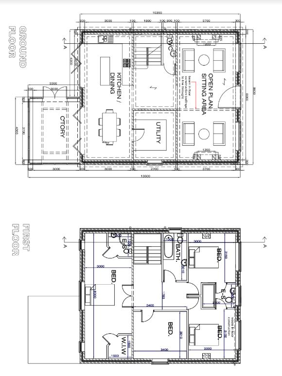 4 Bedrooms Detached house for sale in The Bell, Far Lane, Coleby, Lincoln LN5