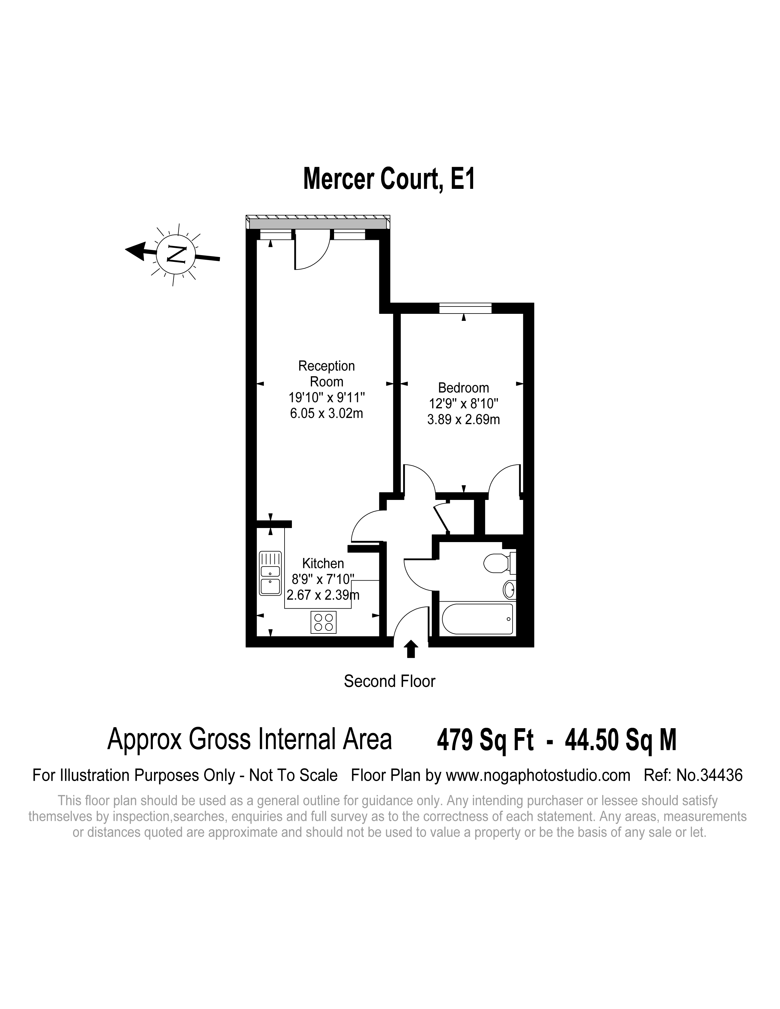 100 50 Sq M To Sq Ft This 309 Square Foot Micro