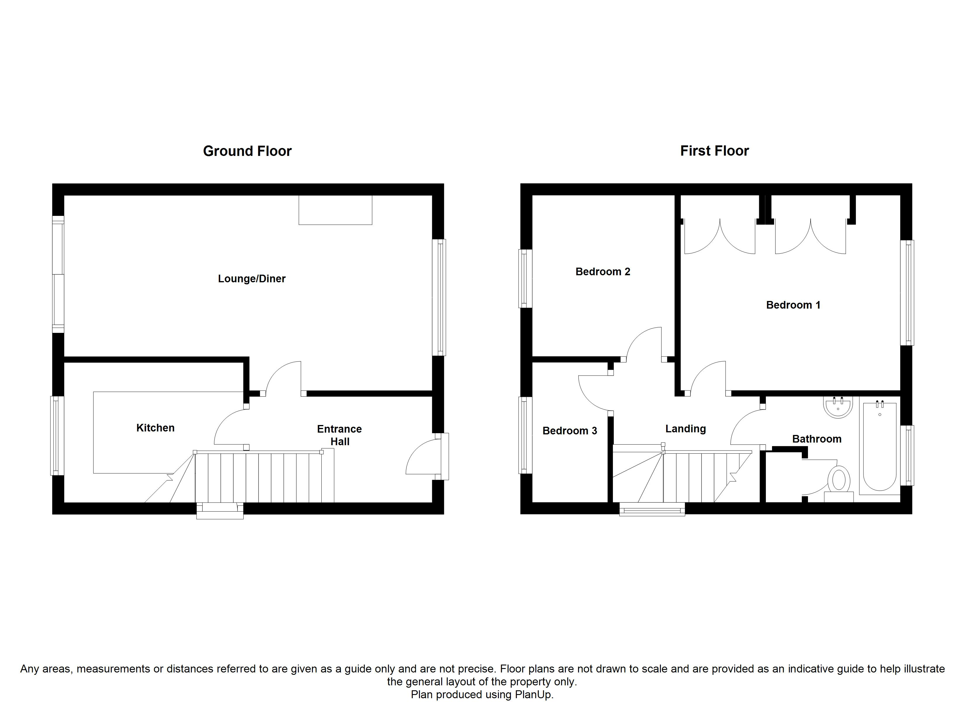 Revill lane woodhouse sheffield s13 3 bedroom semi for 16 brookers lane floor plans