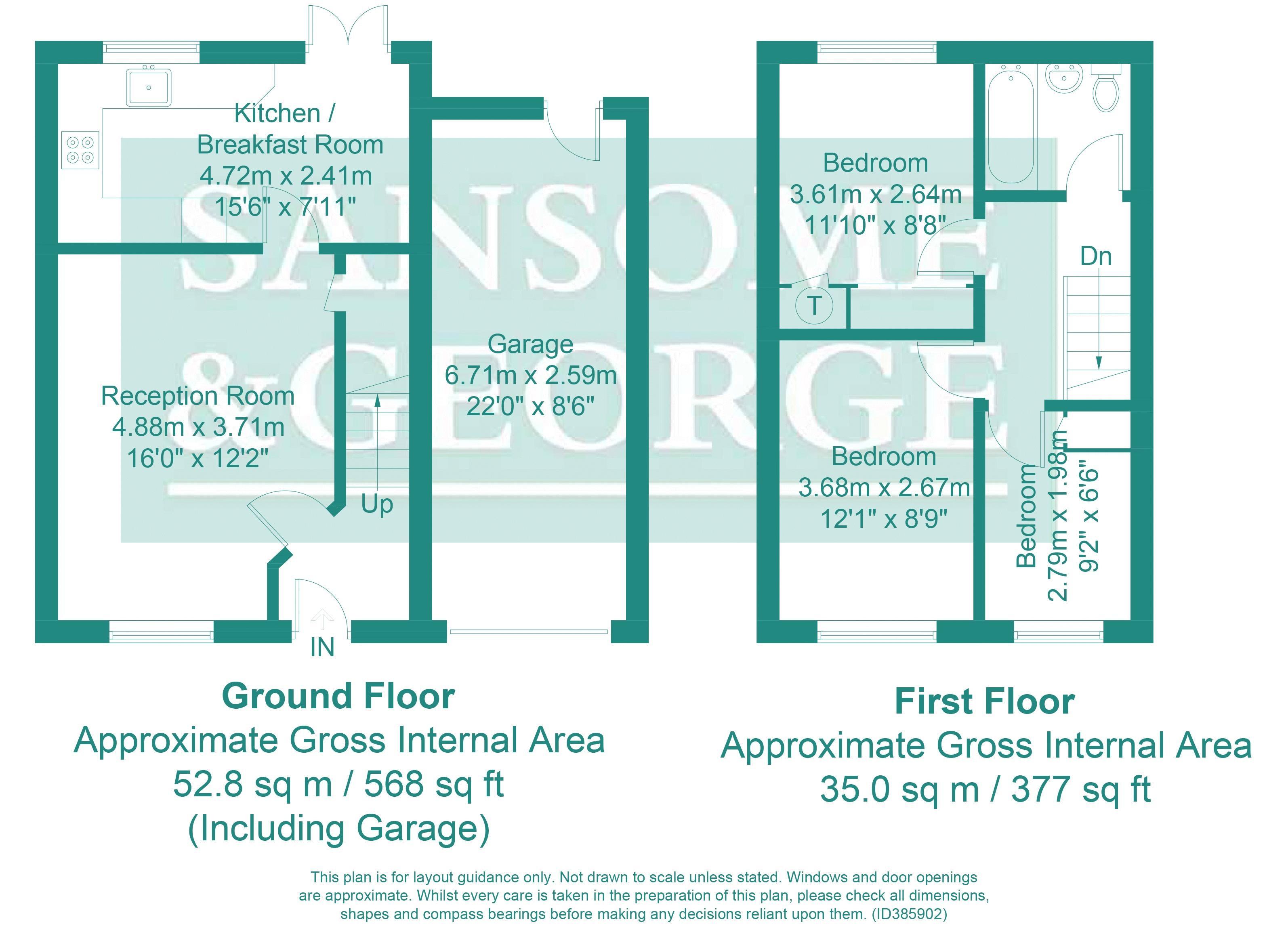 Purbrook Road, Tadley RG26, 3 bedroom property for sale - 45827361 ...