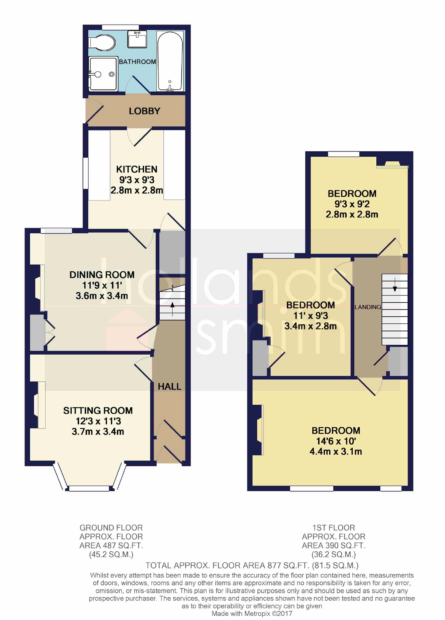 3 bed end terrace house for sale in aspley road bedford mk42