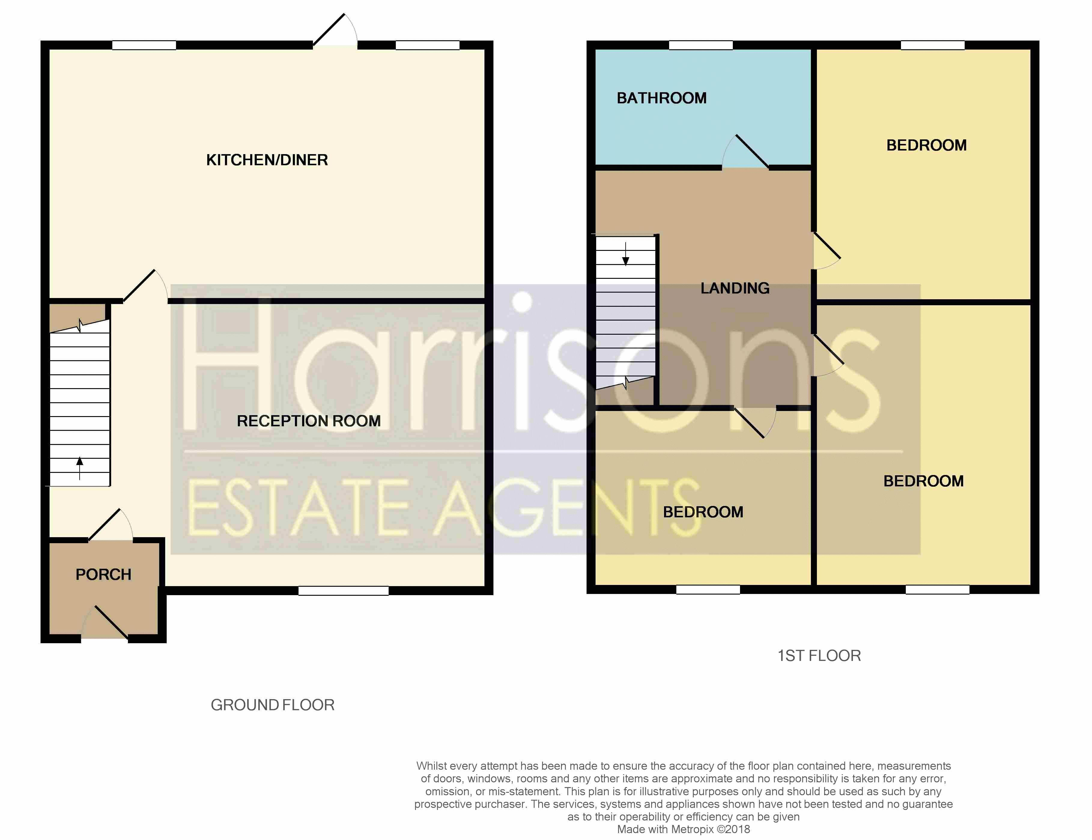 3 Bedrooms Terraced house for sale in Russell Close, Heaton, Bolton, Lancashire. BL1