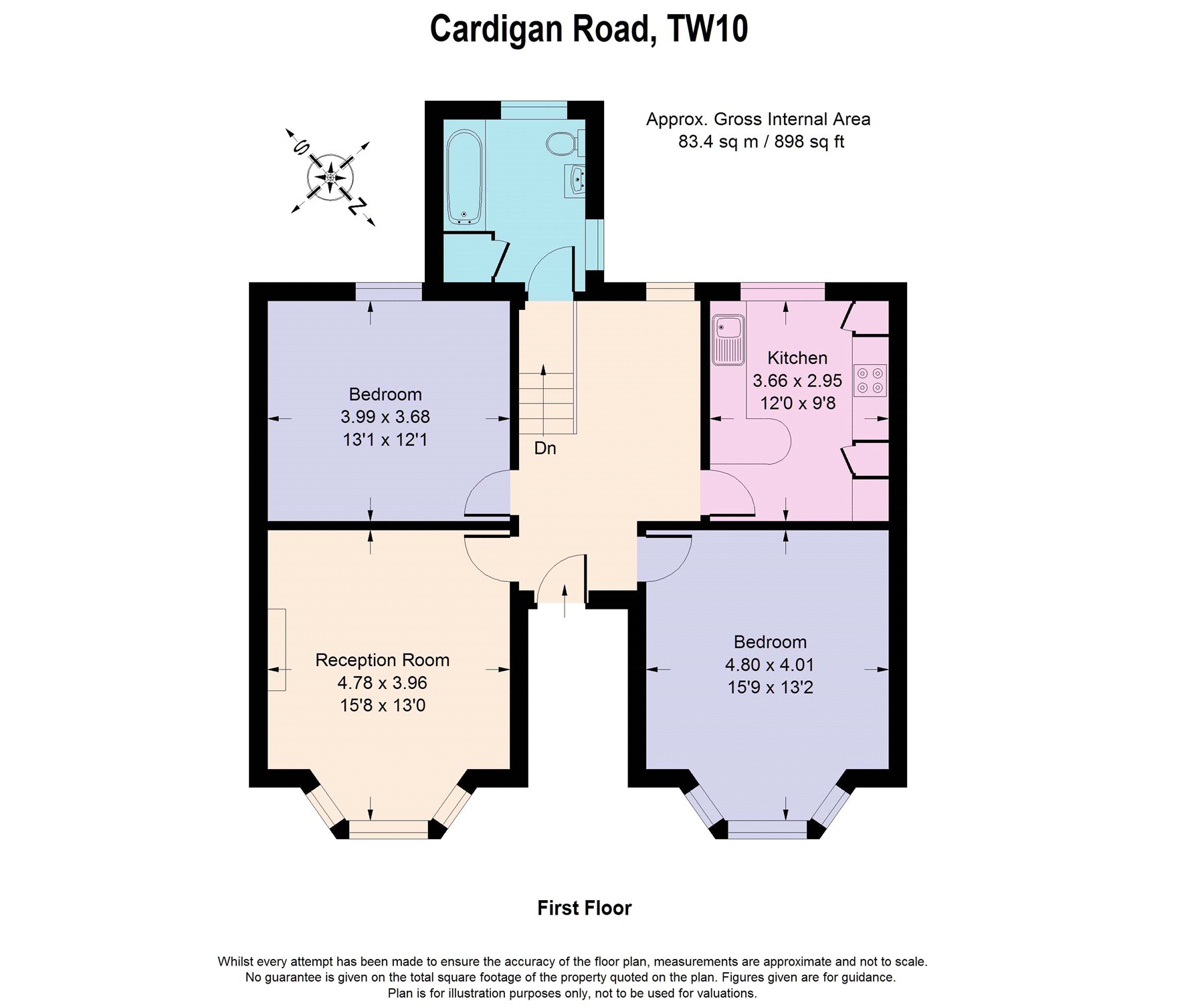 Zoopla Cardigan Road 104