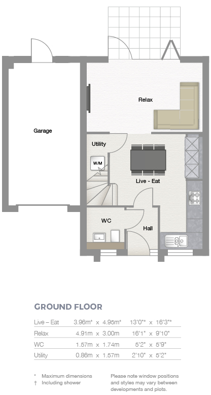 3 bed detached house for sale in the malton at vigo lane - First outlet vigo ...