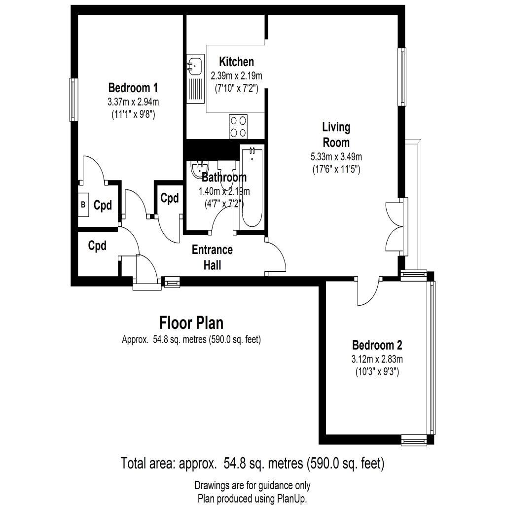 Shelly Garden Cambridge Cb3 2 Bedroom Flat To Rent