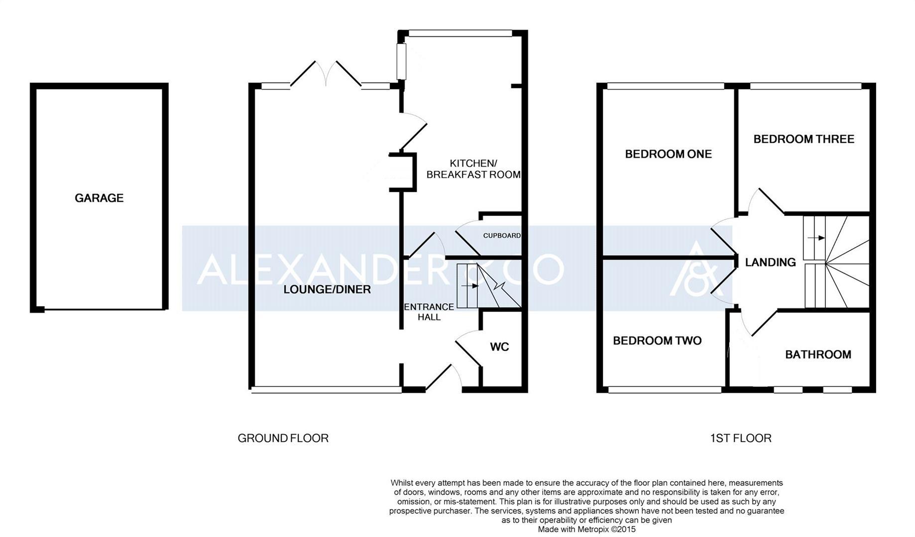london road dunstable lu6 3 bedroom detached house for sale
