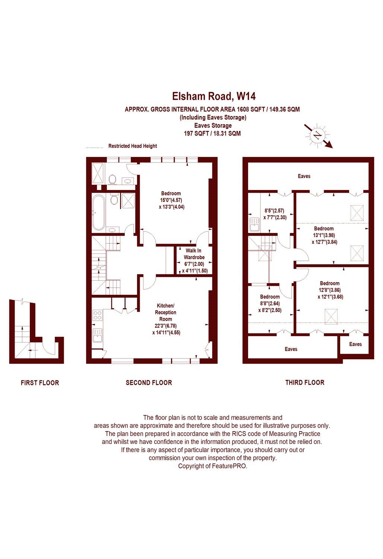 4 bedroom maisonette for sale 45782616 primelocation for 4 bedroom maisonette designs
