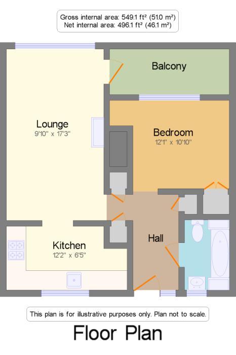 1 Bedrooms Flat for sale in Trowbridge Road, Romford RM3