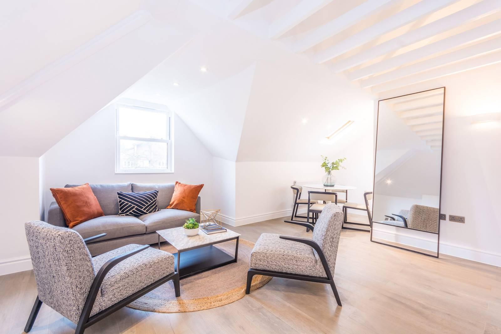 1 Bedroom Flat For Sale In Thurlow Park Road West Dulwich Se21 London