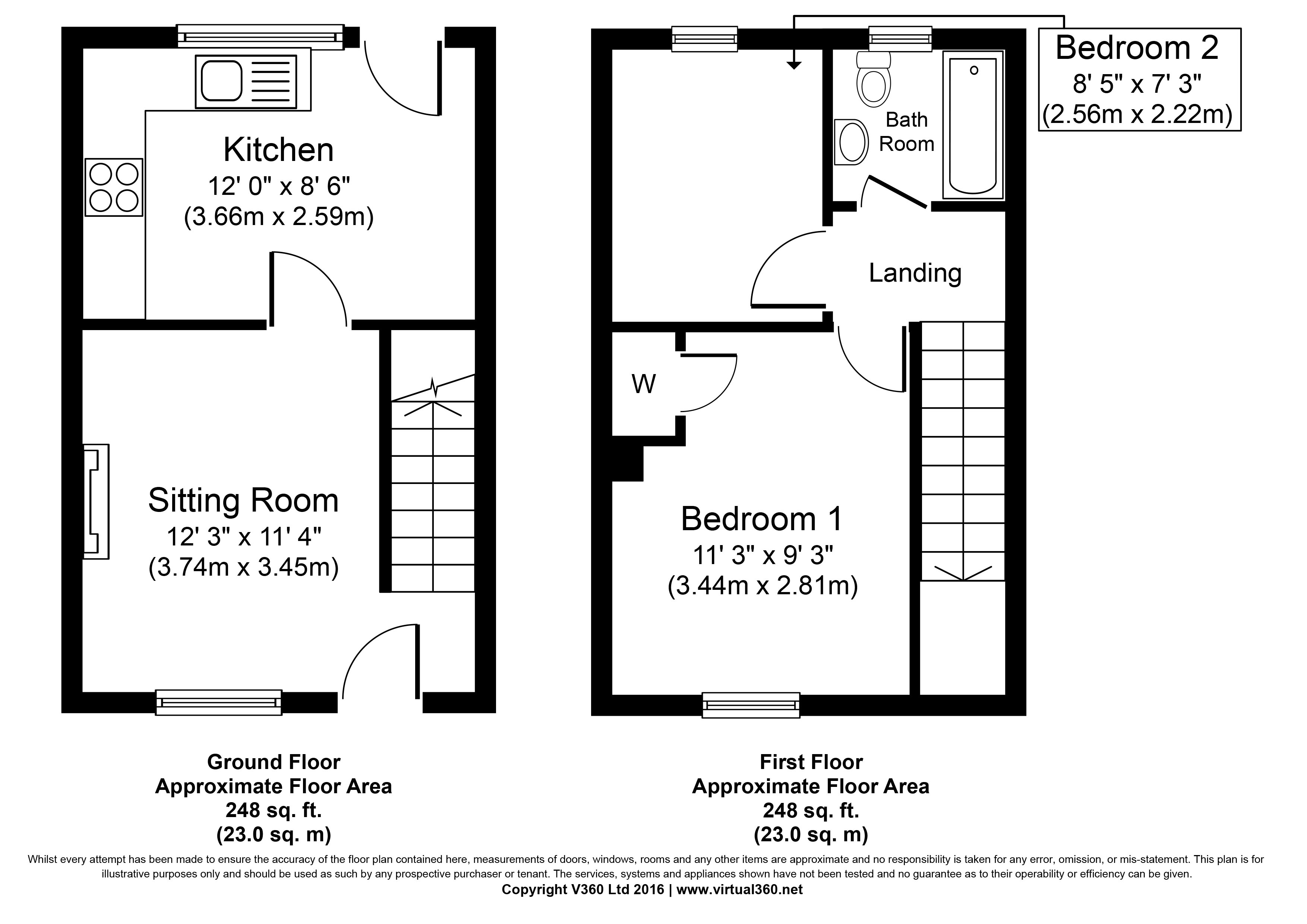 The street rickinghall diss ip22 2 bedroom terraced for 6 the terrace walberswick