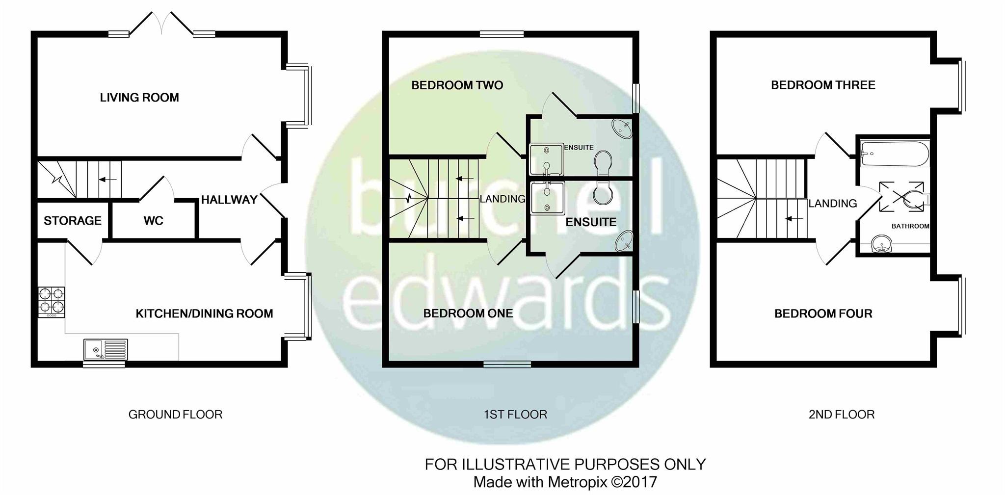 bromford road hodge hill birmingham b36 4 bedroom semi. Black Bedroom Furniture Sets. Home Design Ideas