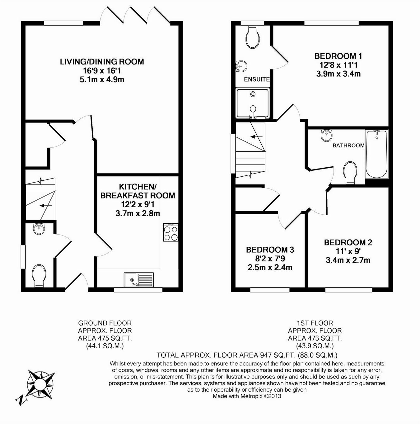Sandhurst Apartments: Gunnery Mews, College Town, Sandhurst, Berkshire GU47, 3