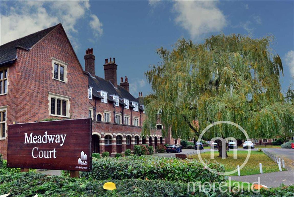 3 Bedroom Flat For Sale In Meadway Court Hampstead Garden