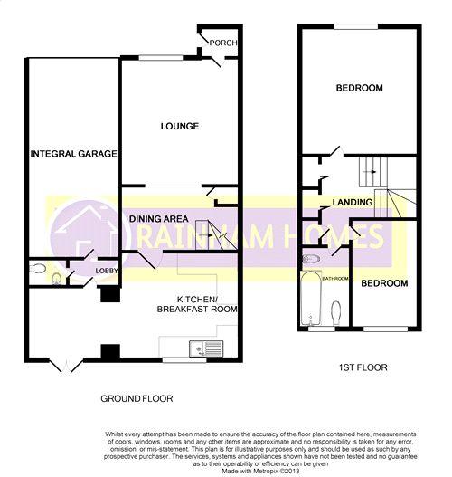 Sedley Close Parkwood Kent Me8 2 Bedroom Semi Detached