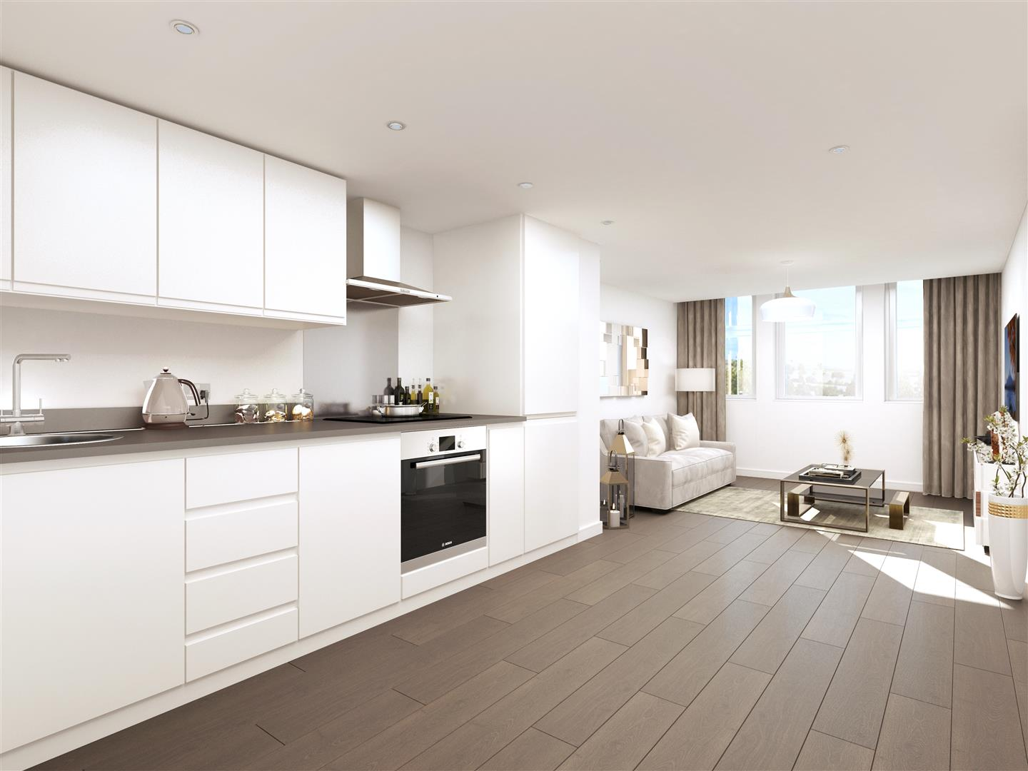 1 bedroom flat for sale in Arodene House, Perth Road, Ilford IG2, London