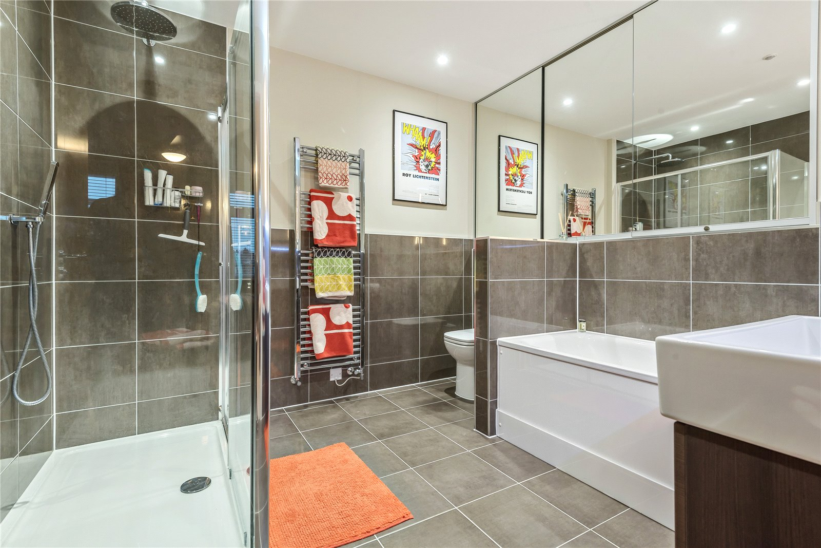 Bargate Homes,Bathroom